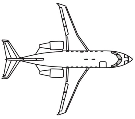 Challenger 604 605 Vector