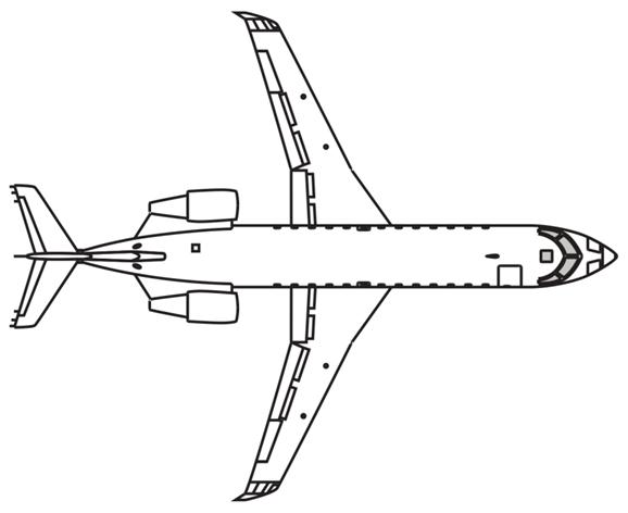 Challenger 850 Vector