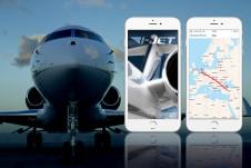 I-JET Private Jet Charter App ImperialJet